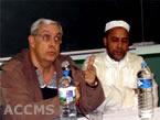 Dialogue interrligieux à la mosquée de sevran